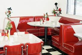dining booth furniture. Favorite Dining Booth Courtesy. Diner Restaurant 3/4 Circle Courtesy T Furniture