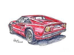 Oggi siamo autoriparatori multimarca con attrezzature all'avanguardia ed un profondo legame sul territorio. Ferrari Drawings Fine Art America