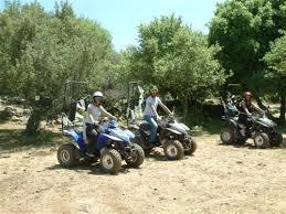 Квадроциклы и джипы Триптрак в мошаве Одем