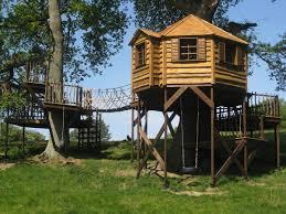 Treehouses High Life Treehouses