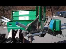 Greenlee 881 Table Bender Chart Greenlee 881ct Cam Track Bender In Action