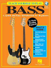 Teach Yourself To Play Bass A Quick And Easy Introduction