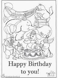 Afbeelding Verjaardag 650867 Kleurplaat Verjaardag Oma