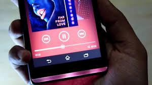 Sony XPERIA SP Illumination Bar Tips ...