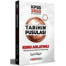 Doğru Tercih Yayınları KPSS 2022 Tarihin Pusulası Konu Kitabı