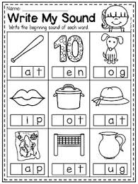 This helps them learn to master the alphabet pretty quickly. Free Phonics Worksheets By My Teaching Pal Teachers Pay Teachers