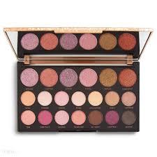 makeup revolution jewel collection paleta cieni deluxe zdjęcie 1