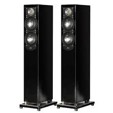 <b>Напольная акустика Elac FS</b> 247.3 high gloss black - отзывы ...