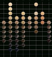 Wella Koleston Perfect Color Chart World Of Reference