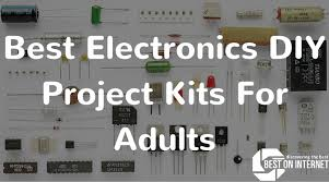 best electronic diy project kits for s