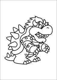 47 Disegni Da Colorare Di Super Mario Bros Pianetabambiniit