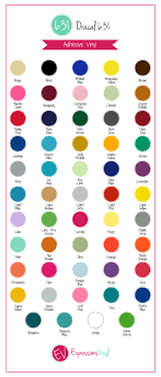 Color Chart Color Charts
