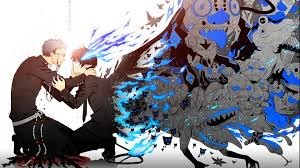 Image result for Ao no Exorcist