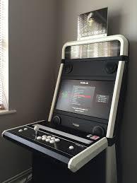diy vewlix arcade cabinet al on ur