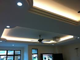 Nice Ceiling Designs Bedroom Inspiring Ceiling Decor With Dramatic Led Lights Also
