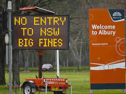The probability that we need to be tougher on those border restrictions is extremely high. Victoria Nsw Border Swift Closure Sparks Anger And Confusion As Military Move In Australia News The Guardian