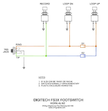three button footswitch beatbuddy user forum here s a wiring diagram