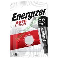 Купить <b>Батарейка ENERGIZER Lithium CR2016</b> (упаковка 1шт ...