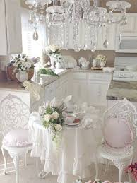 Shabby Chic Kitchen Shabby Chic Kitchen Cabinets Zampco