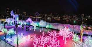 Winter Festival Of Lights Toronto Win An Epic 1000 Staycation From Parq And Aurora Winter