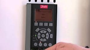 vfd training danfoss fc102 vfd nha tutorial variable frequency vfd training danfoss fc102 vfd nha tutorial variable frequency drive operation of keypad wmv