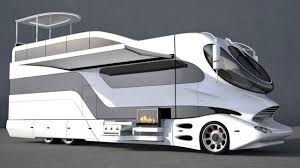 Most expensive rvs in the world Prevost Most Insanely Luxurious Rv In The World Elemment Palazzo With Sky Lounge Youtube Most Insanely Luxurious Rv In The World Elemment Palazzo With Sky