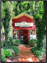 Kitchen Garden Shop Rhubarb Kitchen Garden Shop Skaneateles Ny Rhubarb Ki Flickr