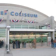 Denver Coliseum Seating Chart Rodeo Denver Coliseum Denvercoliseum Twitter