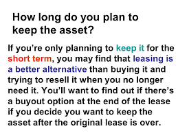 Leasing Vs Buying Cars Leasing Vs Buying Which Is Best For You When It Comes To Acquiring