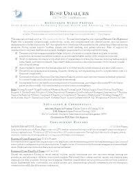 Example Nurse Cover Letter Resume Cover Letter Nurse Resume Resume ...