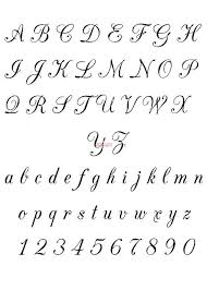 Fonts For Tattoos Best 25 Best Tattoo Fonts Ideas On Pinterest Script Tattoo