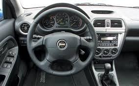 subaru wrx hatchback interior. Brilliant Subaru OneYear Test Verdict 2002 Subaru Impreza WRX Sport Wagon Intended Wrx Hatchback Interior B