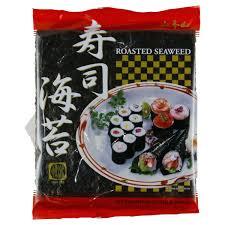 nori sheet yamabuki nori sushi sheet 1 7 oz 10 ct meijer com