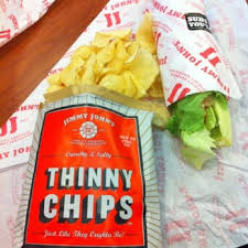 jimmy john s thinny chips.  John Photo Of Jimmy Johnu0027s  Clearwater FL United States Throughout John S Thinny Chips