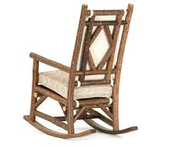 rustic rocking chairs outdoor designs uk