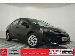 Toyota Crystal Light Used Cars Our Used Cars For Sale Toyota Of Denton