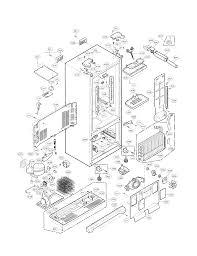 Kenmore elite refrigerator parts model 79577542600 sears partsdirect