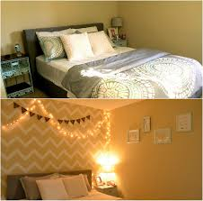 chevron wall diy with contact paper