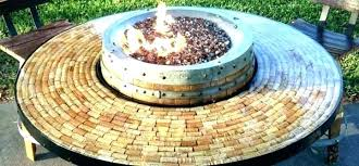 barrel fire pit wine barrel fire pit table kit outdoor gas pits kits diy steel barrel fire pit