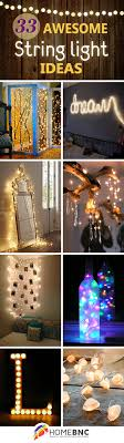 Paper Mache String Lights 33 Best String Lights Decorating Ideas And Designs For 2020