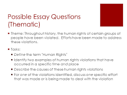 human rights essay college board college essay human rights essay