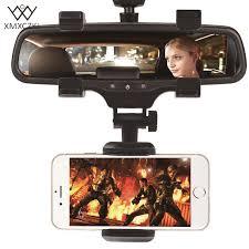 <b>XMXCZKJ Car Phone Holder</b> Car Rearview Mirror Mount Phone ...