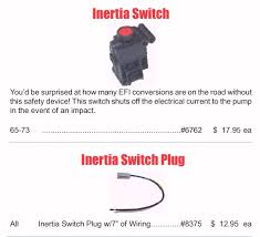 bob johnstones studebaker resource website (studebaker & avanti Inertia Switch Wiring Diagram the inertia switch has to open the hot lead going to the fuel bump to stop it during an accident link to print large electric diagram ford inertia switch wiring diagram