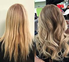 choose the right toner for highlighted hair