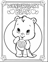 Small Picture remarkable howleen wolf coloring pages cheer with care bear
