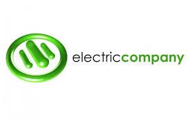 Logo Green Electriccompany Vector Free Download