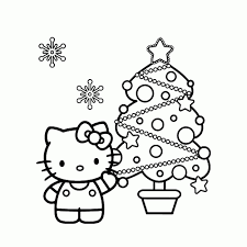 Kleurplaten En Zo Hello Kitty