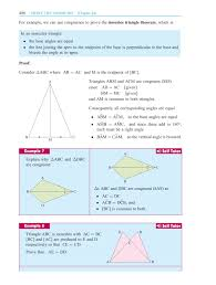 8.1 tests for congruency between two triangles. C Congruent Triangles Matteoexams Pages 1 4 Flip Pdf Download Fliphtml5
