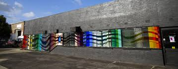 coloured glass panels in melbourne