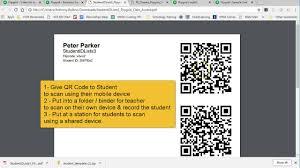 Flipgrid - Lists Student Id Using